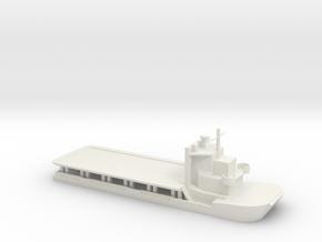 1/285 Scale Baylander IX-514 in White Natural Versatile Plastic