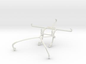 Controller mount for Shield 2015 & Google Pixel 2  in White Natural Versatile Plastic