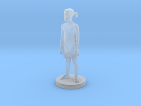Printle C Kid 015 - 1/87 in Smooth Fine Detail Plastic