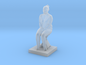 Printle C Femme 055 - 1/87 in Smooth Fine Detail Plastic