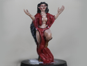 elf_sorceress in Smooth Fine Detail Plastic