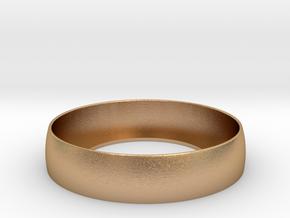 Beauty Ring / Bograt 22mm -- 24mm in Natural Bronze