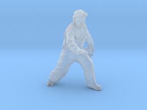 Brave Defector in Smoothest Fine Detail Plastic