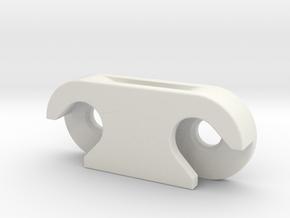 Ikea HEMNES 110364 in White Premium Versatile Plastic