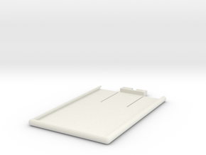 Keycord adapter in White Premium Versatile Plastic