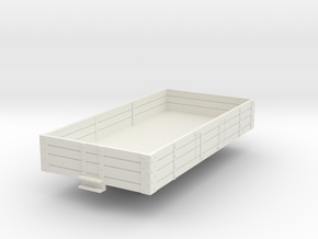 0-32-ford-3pl-baggage-wagon in White Natural Versatile Plastic