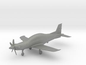 Pilatus pc-21 scale 1/285 in Gray Professional Plastic