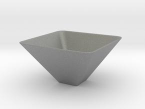 Vase Mod 003 in Gray Professional Plastic