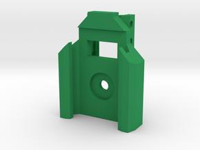 CZ Scorpion EVO Receiver Picatinny Mount Adapter in Green Processed Versatile Plastic