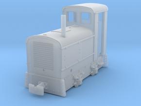 Feldbahnlok DIEMA DS20 Spur H0 f in Smooth Fine Detail Plastic