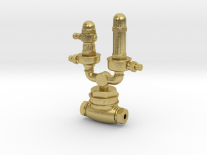 Westinghouse SF Governor in Natural Brass
