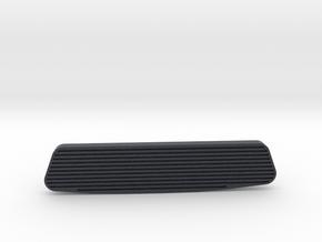 INSERT-DRT-RH-HP-GRV in Black Professional Plastic