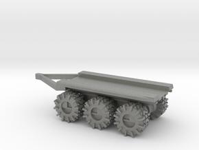 All-Terrain Vehicle 3 axil trailer for modular loa in Gray PA12