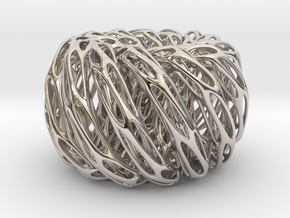 Perforated Twisted Double torus in Platinum