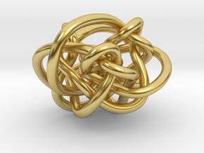 B&G Link 25 in Polished Brass (Interlocking Parts)