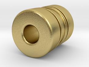 Z-std040X in Natural Brass