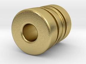 Z-std060P in Natural Brass