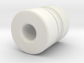 N-n24030X in White Natural Versatile Plastic