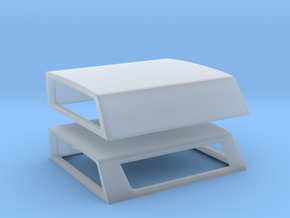 73-87 Chevy Silverado CamperSet short bed in Smoothest Fine Detail Plastic