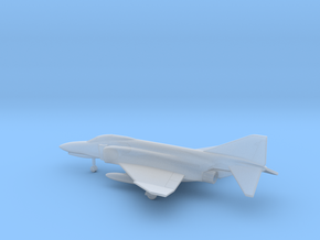 McDonnell Douglas F-4E Phantom II in Smooth Fine Detail Plastic: 6mm