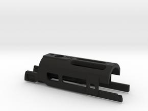 nor-blow Nozzle Housing for TM hi-capa  (standard  in Black Natural Versatile Plastic