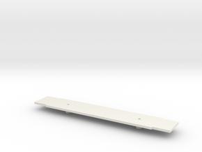 LNER EM1 Tommy Chassis N Gauge (1/148 & 1/160) in White Natural Versatile Plastic: 1:148