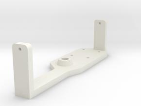 Film looper support arm in White Natural Versatile Plastic