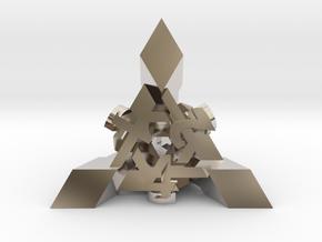 Intangle d4 in Platinum
