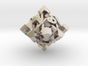 Intangle d10 in Platinum