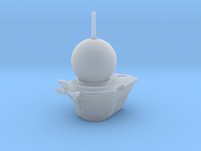 1/350 Jefferies Tug/Workbee in Smooth Fine Detail Plastic