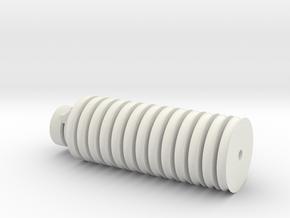 sheaves FL 2 in White Natural Versatile Plastic