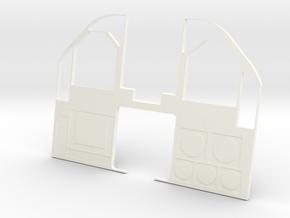 1.5 COCKPIT F18 (E) in White Processed Versatile Plastic