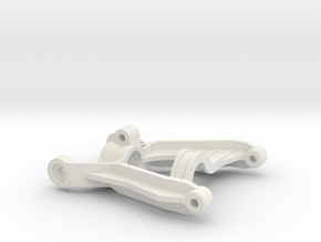 tamiya egress front left arm in White Natural Versatile Plastic