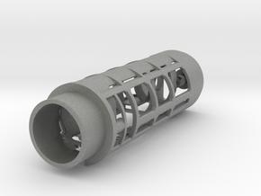Graflex 2.0 - Padawan Chassis - All-in-1 in Gray Professional Plastic