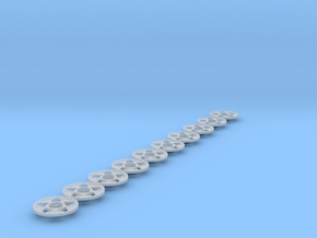 kenblock_11mm in Smoothest Fine Detail Plastic