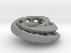 Nested mobius strip in Gray PA12