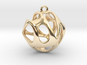 Hedra I in 14K Yellow Gold