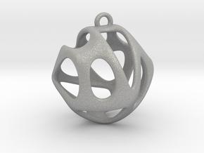 Hedra I in Aluminum