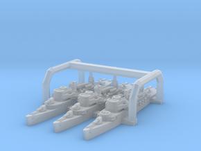 Barnegat AVP '42-'43 x3 (FUD) in Smooth Fine Detail Plastic: 1:3000