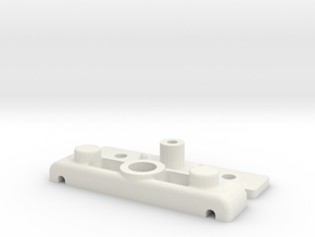 tamiya astute and egress wing attachment parts in White Natural Versatile Plastic