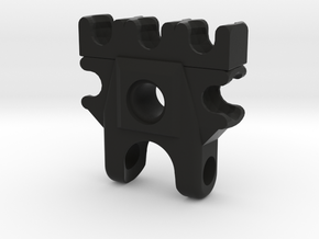 Bionicle hand Concept in Black Natural Versatile Plastic