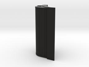 Slotenbak/brede bak voor 13-16 tons kranen, schaal in Black Natural Versatile Plastic