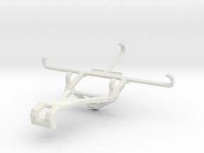 Controller mount for Shield 2017 & Samsung Galaxy  in White Natural Versatile Plastic