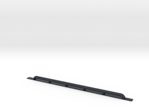 Rock Protection Side Bar D110 Team Raffee in Black Professional Plastic