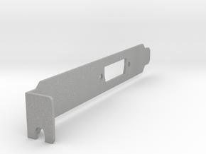 VisionRGB E1S Full-Size Bracket(v4) in Aluminum