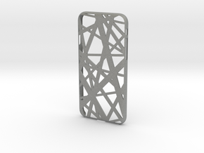 iPhone 7 & 8 Case_Intersection in Gray Professional Plastic