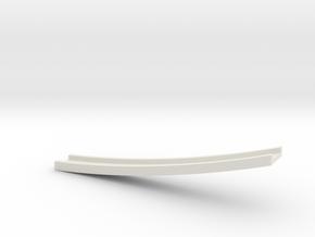 Motorway 1 Bridge 1:1000 scale in White Natural Versatile Plastic