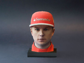 Kimi 1/8 Head Figure in Full Color Sandstone