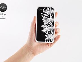 The Vibe iPhone Case - 3960419:48.07 in Black Natural Versatile Plastic