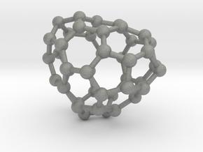 0669 Fullerene c44-41 c1 in Gray Professional Plastic